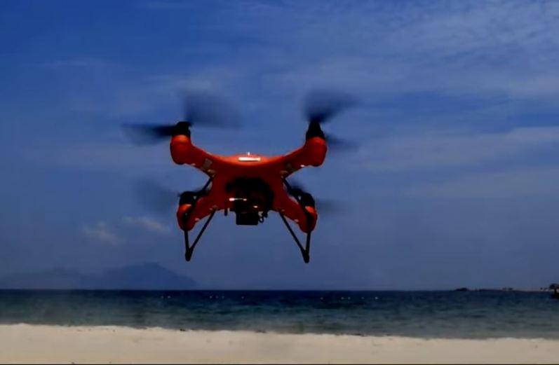 Splashdrone1